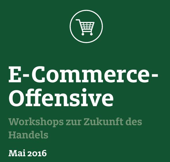 Workshops zur Zukunft des Handels